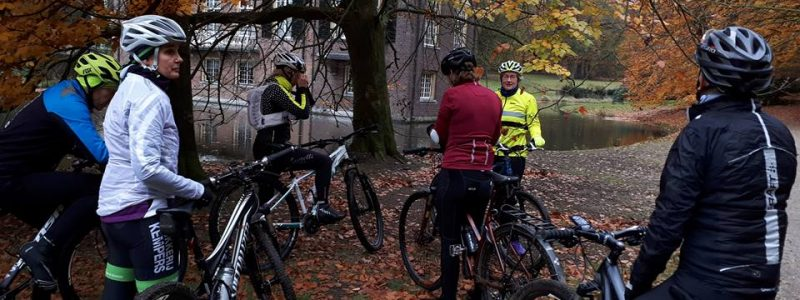 clinic, mindful cycling, mindfulness, doetinchem