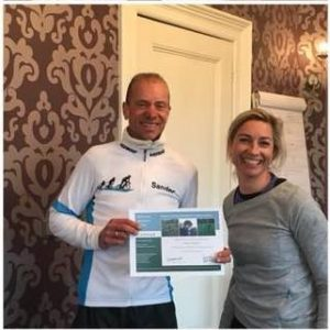Sander, Visschers, mindful cycling, instructeur, vorden, doetinchem